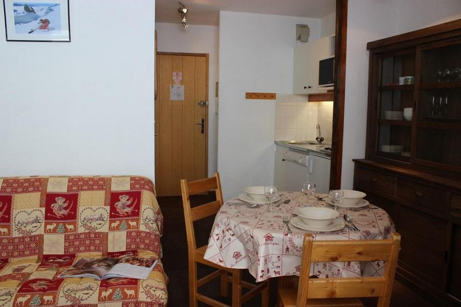 Location au ski Studio cabine 3 personnes (56) - Résidence le Zénith - Val Thorens