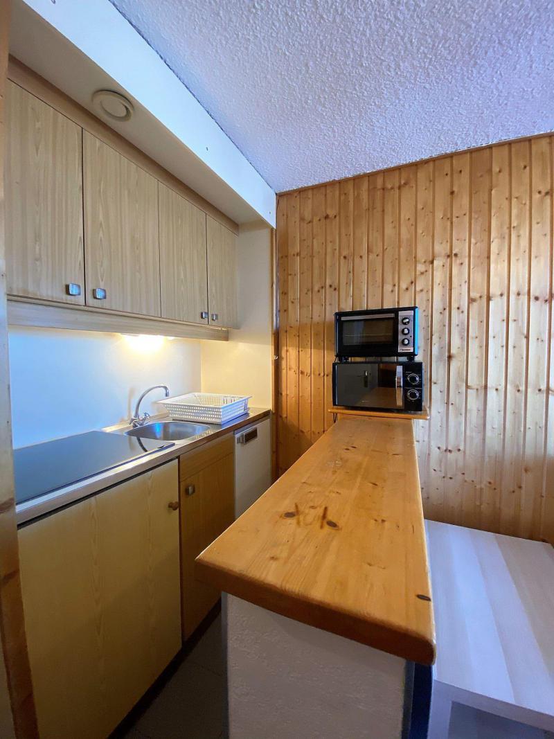 Location au ski Studio 2 personnes (603) - Résidence les Hauts de la Vanoise - Val Thorens