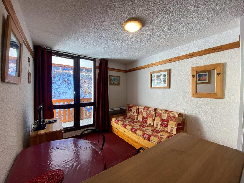 Location au ski Studio 2 personnes (316) - Résidence les Hauts de la Vanoise - Val Thorens