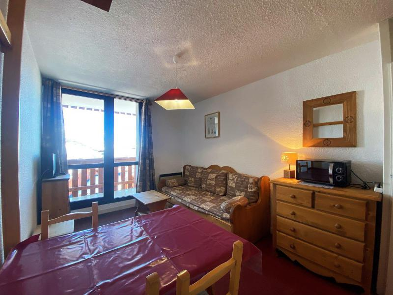 Location au ski Studio 2 personnes (506) - Résidence les Hauts de la Vanoise - Val Thorens
