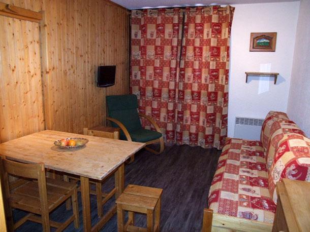 Location au ski Studio 3 personnes (604) - Résidence les Hauts de Vanoise - Val Thorens