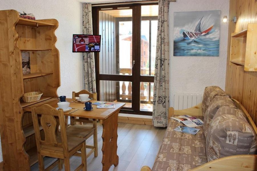 Location au ski Studio 2 personnes (101) - Résidence les Hauts de Vanoise - Val Thorens