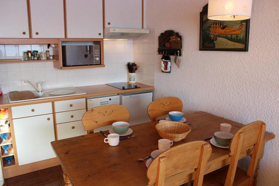 Skiverleih 2-Zimmer-Appartment für 4 Personen (609) - Résidence les Trois Vallées - Val Thorens - Kochnische