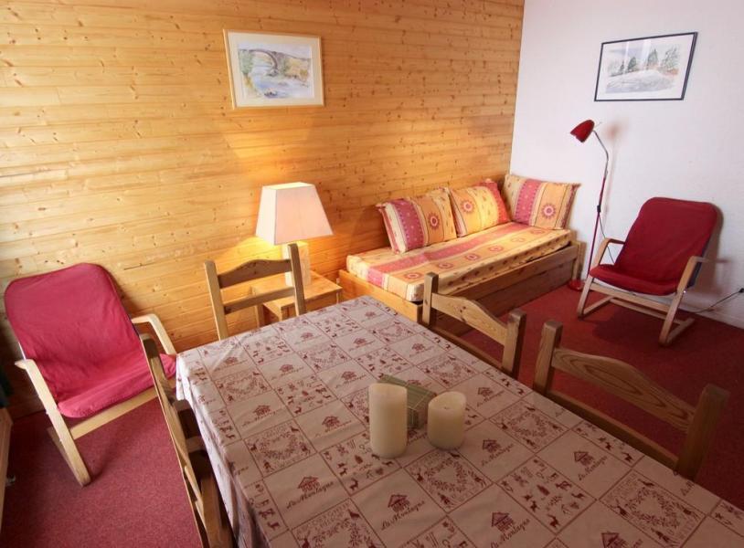 Skiverleih 2-Zimmer-Holzhütte für 6 Personen (1003) - Résidence les Trois Vallées - Val Thorens - Stuhl
