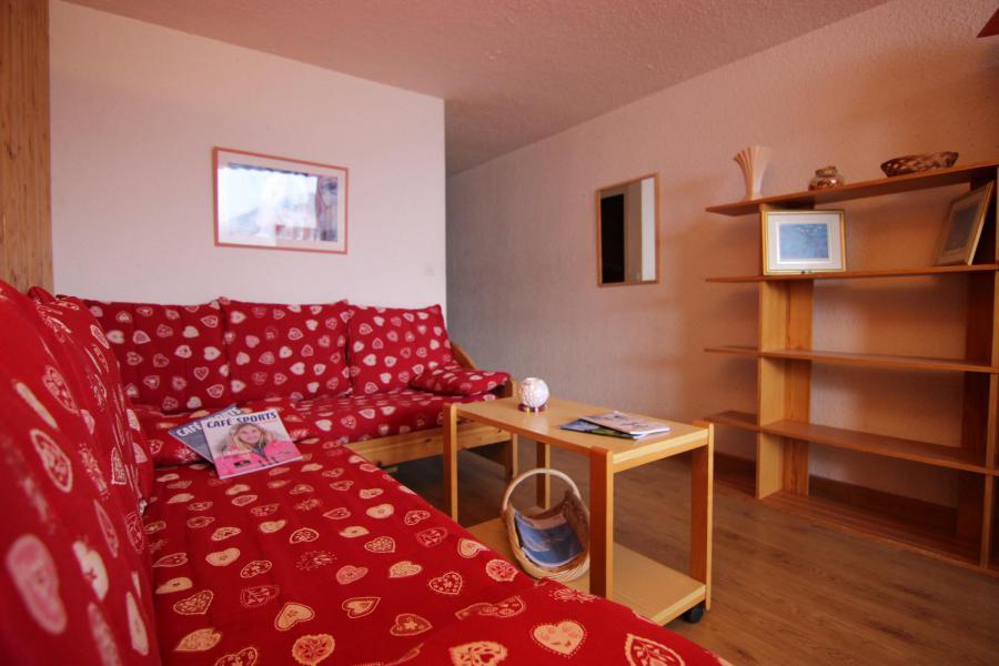 Location au ski Studio cabine 4 personnes (405) - Résidence les Trois Vallées - Val Thorens - Plan