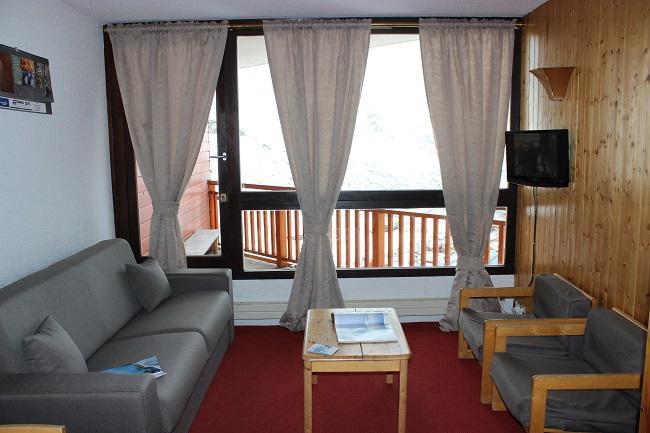 Location au ski Appartement 2 pièces 4 personnes (908) - Résidence les Trois Vallées - Val Thorens