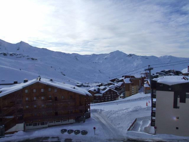 Location au ski Studio cabine 4 personnes (508) - Résidence les Trois Vallées - Val Thorens