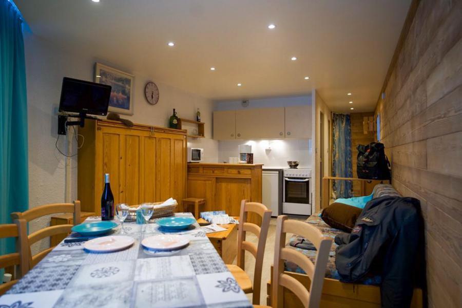 Location au ski Studio cabine 4 personnes (810) - Résidence les Trois Vallées - Val Thorens