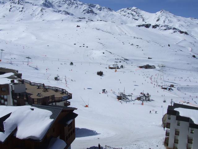 Location au ski Studio cabine 4 personnes (416) - Résidence les Trois Vallées - Val Thorens
