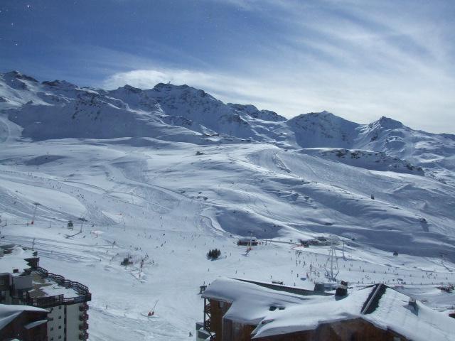 Location au ski Appartement 3 pièces 5 personnes (805) - Résidence les Trois Vallées - Val Thorens - Lit double