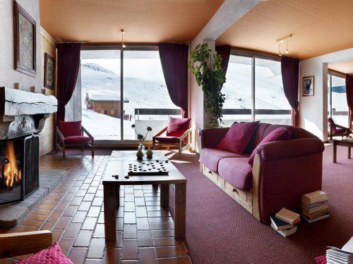 Location au ski Résidence Maeva le Gypaète - Val Thorens