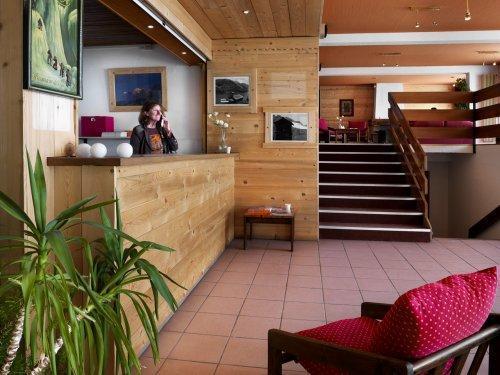 Location au ski Résidence Maeva le Gypaète - Val Thorens - Réception