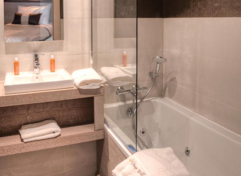 Alquiler al esquí Apartamento 3 piezas para 4 personas - Résidence Montana Plein Sud - Val Thorens - Apartamento