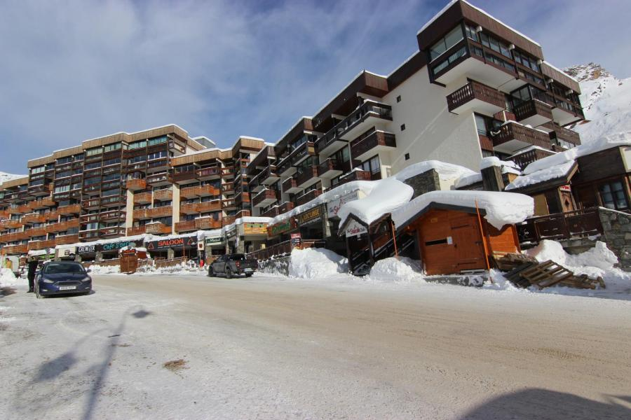 Location au ski Résidence Névés - Val Thorens