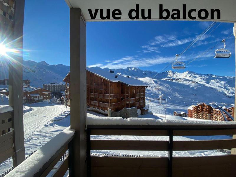Wynajem na narty Studio 4 osoby (16) - Résidence Orsière - Val Thorens