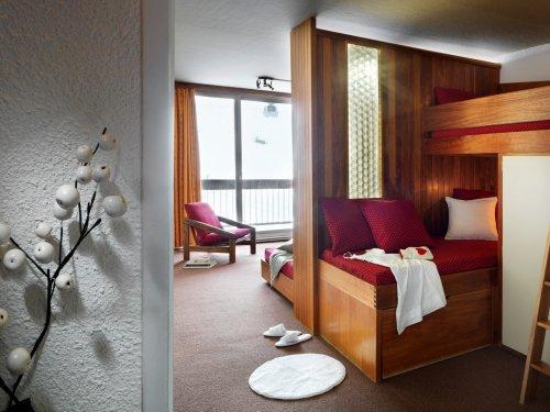 Alquiler al esquí Résidence Pierre & Vacances le Gypaète - Val Thorens - Apartamento