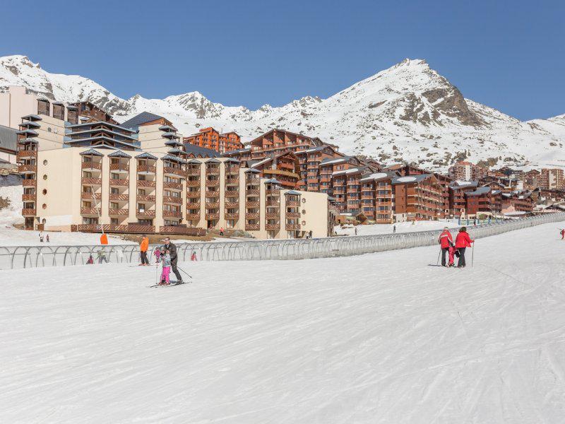 Location au ski Résidence Pierre & Vacances le Machu Pichu - Val Thorens