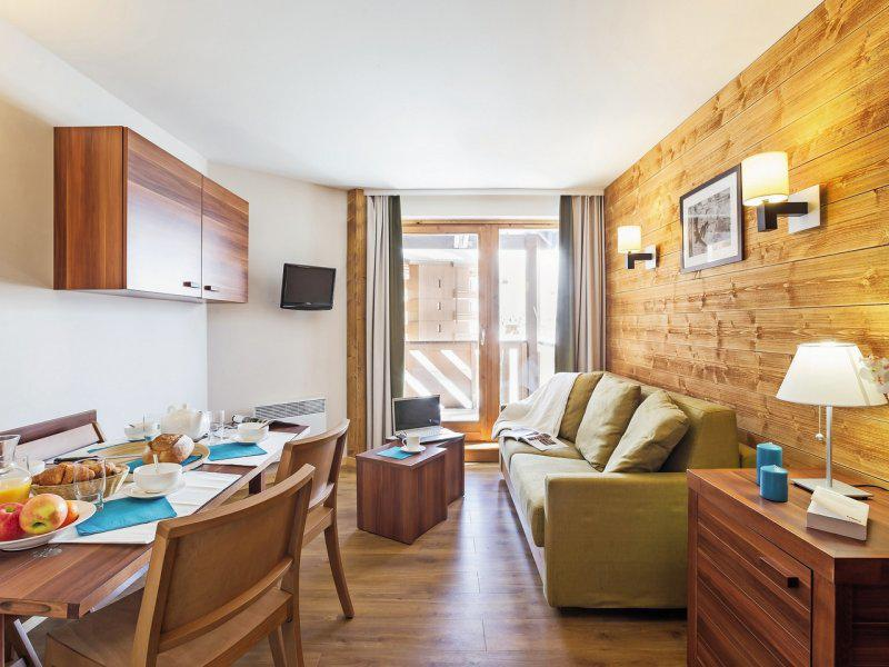 Skiverleih 2 Zimmer Appartement für 3-5 Personen - Résidence Pierre & Vacances le Machu Pichu - Val Thorens