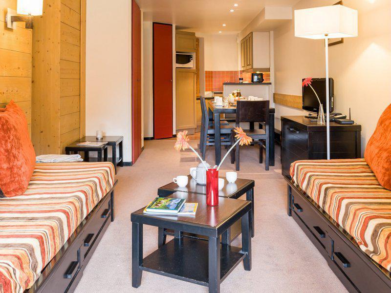 Skiverleih 4 Zimmer Appartement für 6-8 Personen - Résidence Pierre & Vacances le Tikal - Val Thorens