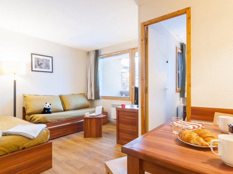 Location au ski Appartement 2 pièces 3-5 personnes - Résidence Pierre & Vacances les Temples du Soleil - Val Thorens