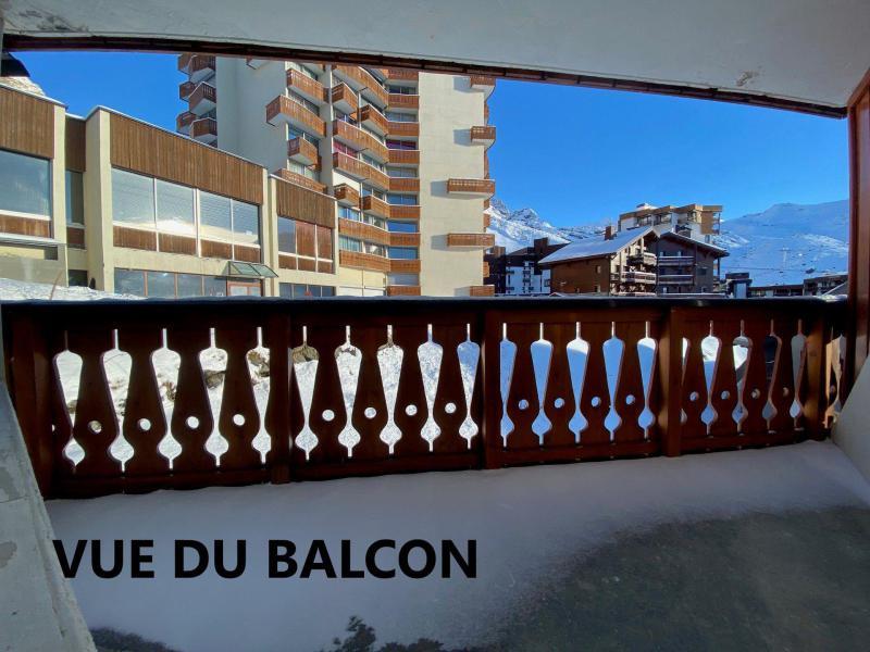 Wynajem na narty Studio 4 osoby (204) - Résidence Portillo - Val Thorens