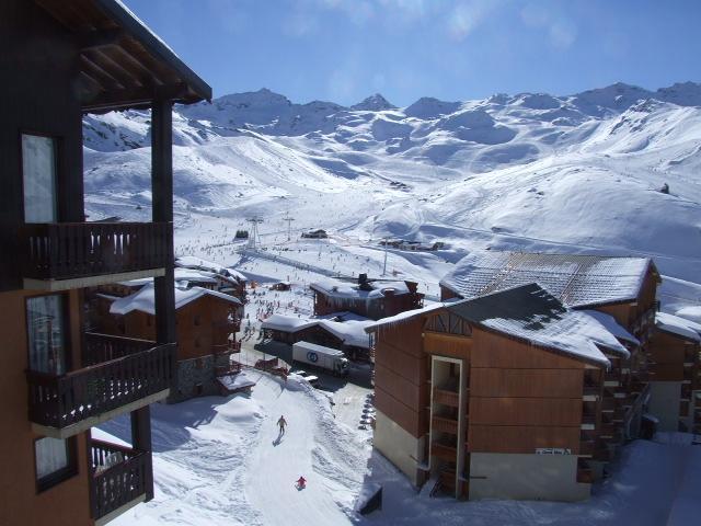 Location au ski Studio 3 personnes (99) - Résidence Reine Blanche - Val Thorens