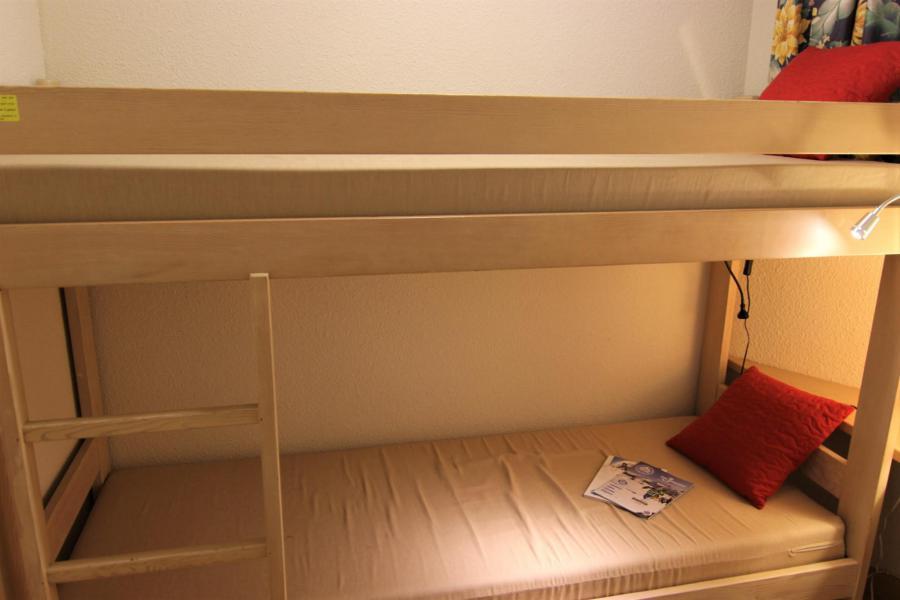 Location au ski Appartement 2 pièces cabine 4 personnes (57) - Résidence Reine Blanche - Val Thorens - Lits superposés