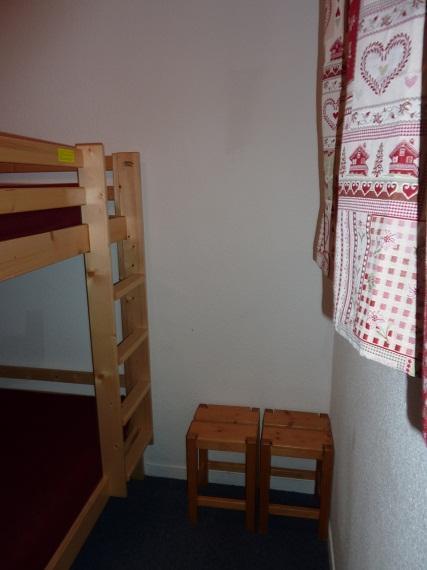 Location au ski Appartement 2 pièces cabine 4 personnes (77) - Résidence Reine Blanche - Val Thorens - Séjour