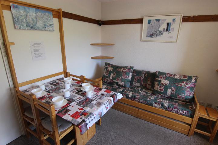 Location au ski Appartement 2 pièces cabine 4 personnes (9) - Résidence Reine Blanche - Val Thorens - Table