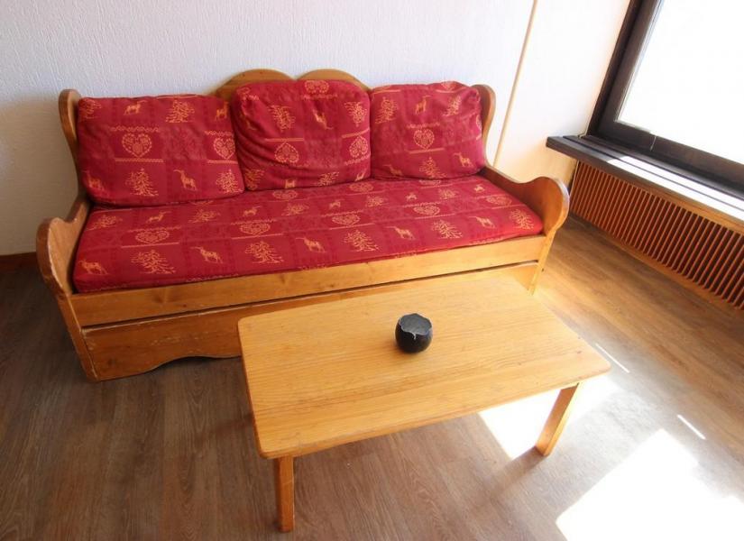 Location au ski Appartement 2 pièces 6 personnes (B17) - Résidence Roc de Péclet - Val Thorens - Kitchenette