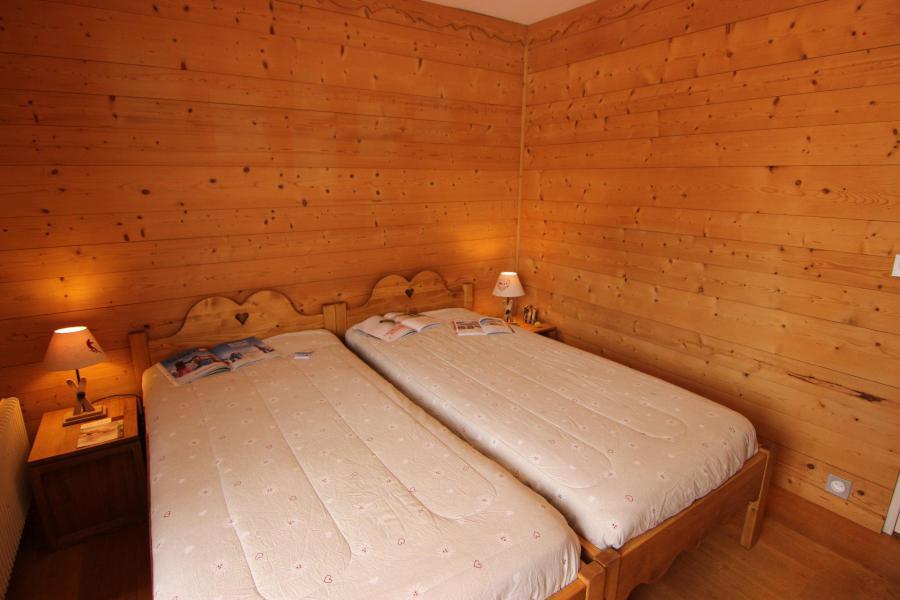 Location au ski Appartement 5 pièces 8 personnes (A17) - Résidence Roc de Péclet - Val Thorens - Lit simple