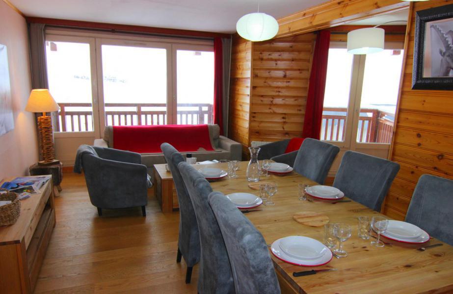 Location au ski Appartement 5 pièces 8 personnes (A17) - Résidence Roc de Péclet - Val Thorens - Séjour