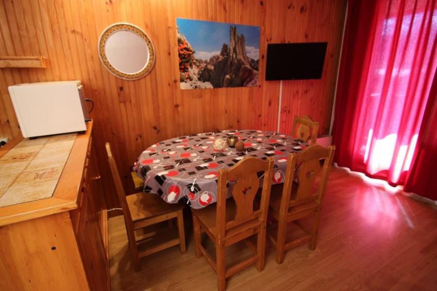Location au ski Appartement 3 pièces 6 personnes (72) - Résidence Roche Blanche - Val Thorens - Lits superposés