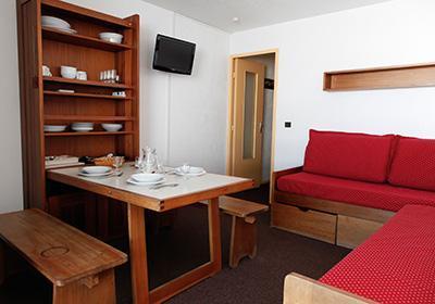 Location au ski Residence Tourotel - Val Thorens