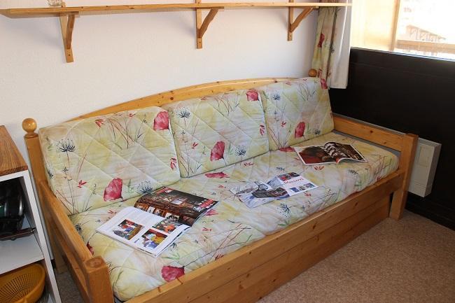 Location au ski Studio 2 personnes (571) - Résidence Vanoise - Val Thorens