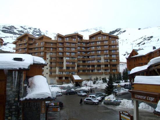 Location au ski Studio 3 personnes (178) - Résidence Vanoise - Val Thorens