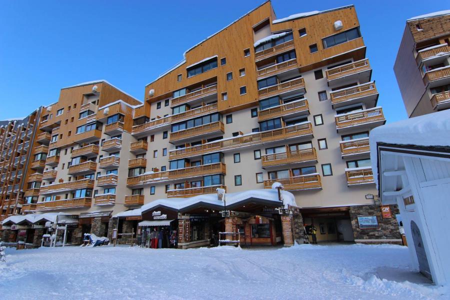 Skiverleih Résidence Vanoise - Val Thorens - Draußen im Winter