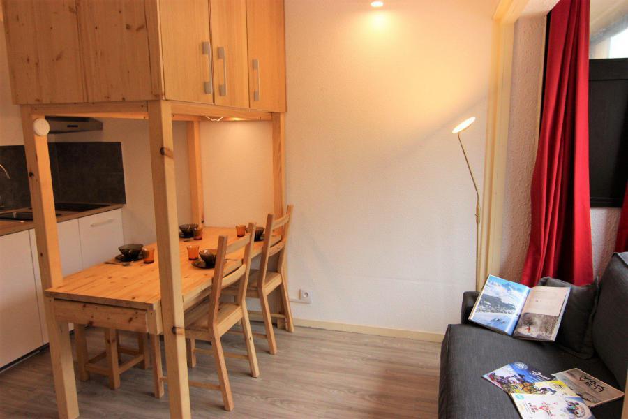 Location au ski Appartement 2 pièces 4 personnes (677) - Résidence Vanoise - Val Thorens - Séjour
