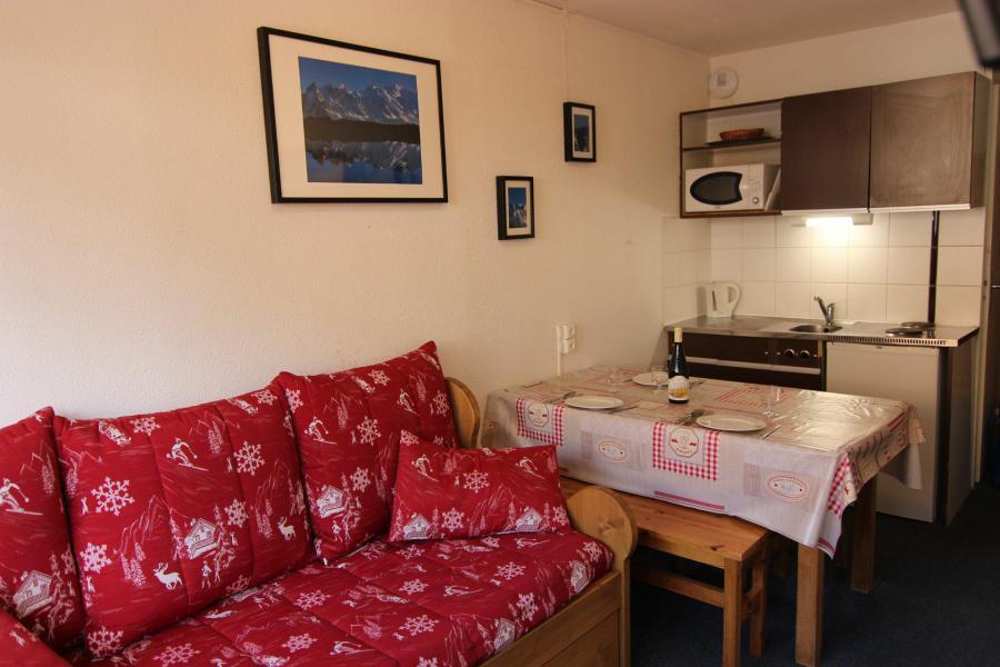 Location au ski Studio 3 personnes (178) - Résidence Vanoise - Val Thorens - Kitchenette