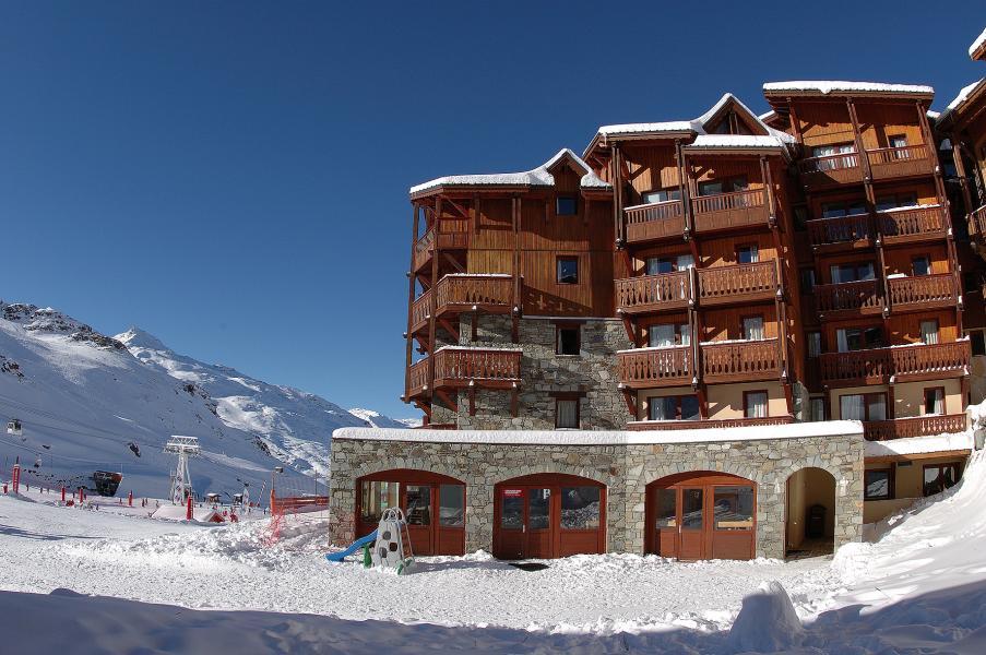 Location au ski Résidence Village Montana - Val Thorens - Intérieur