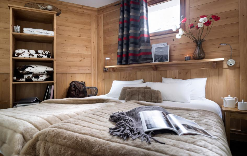 Skiverleih Résidence Village Montana - Val Thorens - Schlafzimmer