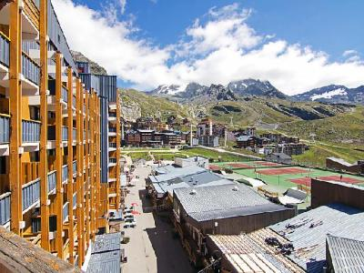 Rent in ski resort 2 room apartment 6 people (12) - Arcelle - Val Thorens - Apartment