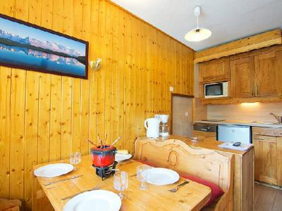 Rent in ski resort 2 room apartment cabin 4 people (11) - Arcelle - Val Thorens - Apartment