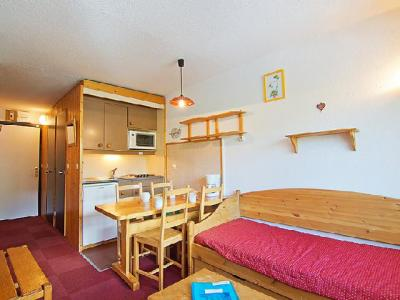 Rent in ski resort 2 room apartment cabin 4 people (16) - Arcelle - Val Thorens - Living room