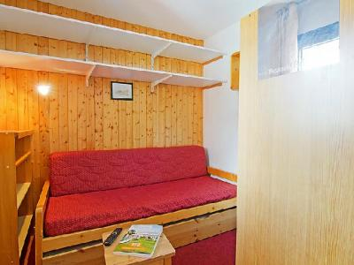 Rent in ski resort 2 room apartment cabin 4 people (16) - Arcelle - Val Thorens - Pull-out beds