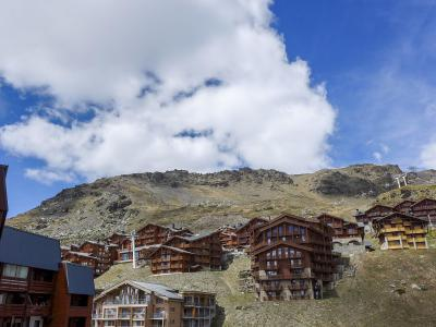 Rent in ski resort 2 room apartment 6 people (13) - Arcelle - Val Thorens