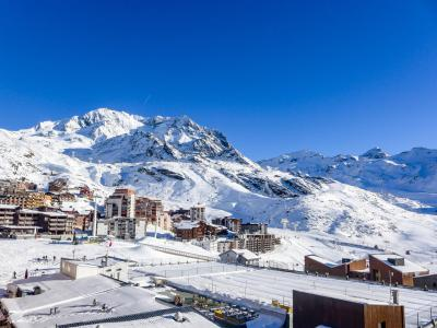 Rent in ski resort 2 room apartment cabin 4 people (11) - Arcelle - Val Thorens