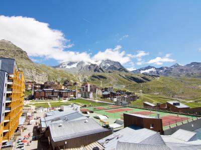 Rent in ski resort 2 room apartment cabin 4 people (16) - Arcelle - Val Thorens