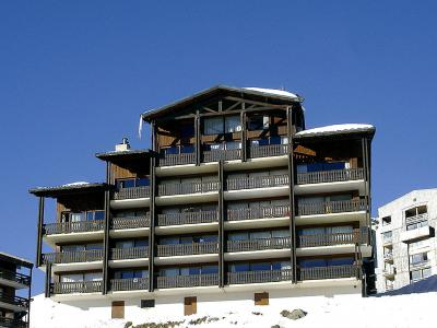 Location Val Thorens : Beau Soleil hiver