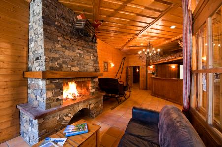 Location au ski Chalet Altitude - Val Thorens - Réception